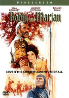 Robin and Marian - DVD movie cover (xs thumbnail)