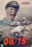 08/15 - German poster (xs thumbnail)