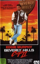 Beverly Hills Cop 2 - German Movie Cover (xs thumbnail)