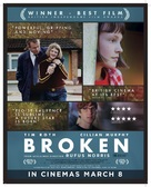 Broken - British Movie Poster (xs thumbnail)