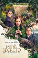 The Secret Garden - Spanish Video on demand movie cover (xs thumbnail)