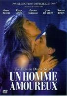 Un homme amoureux - French DVD cover (xs thumbnail)