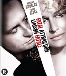 Fatal Attraction - Belgian Movie Cover (xs thumbnail)