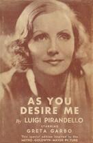 As You Desire Me - poster (xs thumbnail)