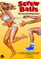 Screwballs - DVD cover (xs thumbnail)