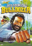 Lo Chiamavano Bulldozer - French DVD cover (xs thumbnail)