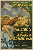 A Thousand and One Nights - Argentinian Movie Poster (xs thumbnail)