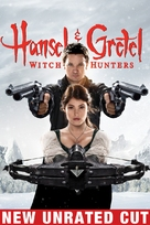 Hansel & Gretel: Witch Hunters - Movie Cover (xs thumbnail)