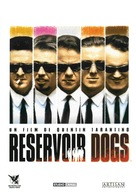 Reservoir Dogs - French DVD movie cover (xs thumbnail)
