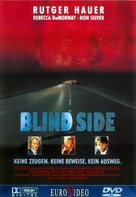 Blind Side - German DVD movie cover (xs thumbnail)