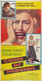Crime of Passion - Movie Poster (xs thumbnail)