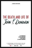 The Death and Life of John F. Donovan - Canadian Movie Poster (xs thumbnail)