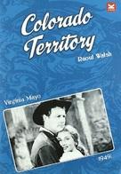Colorado Territory - Italian DVD movie cover (xs thumbnail)