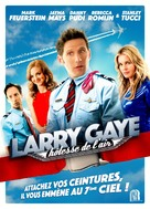 Larry Gaye: Renegade Male Flight Attendant - French DVD movie cover (xs thumbnail)