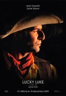 Lucky Luke - French Movie Poster (xs thumbnail)