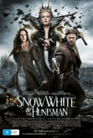 Snow White and the Huntsman - Australian Movie Poster (xs thumbnail)