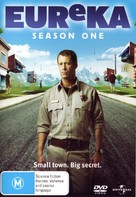 """Eureka"" - Australian DVD movie cover (xs thumbnail)"