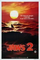 Jaws 2 - Australian Movie Poster (xs thumbnail)