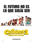 The Croods: A New Age - Argentinian Movie Poster (xs thumbnail)