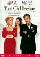 That Old Feeling - DVD cover (xs thumbnail)