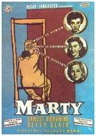 Marty - Spanish Movie Poster (xs thumbnail)