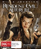 Resident Evil: Afterlife - Australian Movie Cover (xs thumbnail)
