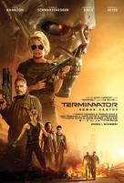 Terminator: Dark Fate - Estonian Movie Poster (xs thumbnail)