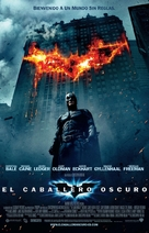 The Dark Knight - Spanish Theatrical movie poster (xs thumbnail)