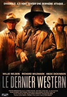 Once Upon a Texas Train - French DVD cover (xs thumbnail)