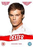 """Dexter"" - British DVD cover (xs thumbnail)"
