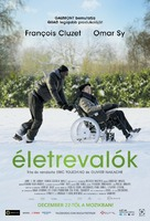 Intouchables - Hungarian Movie Poster (xs thumbnail)