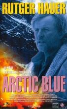 Arctic Blue - German VHS movie cover (xs thumbnail)