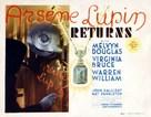 Arsène Lupin Returns - Movie Poster (xs thumbnail)