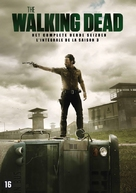 """The Walking Dead"" - Dutch DVD movie cover (xs thumbnail)"