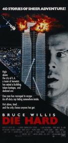 Die Hard - Australian Movie Poster (xs thumbnail)