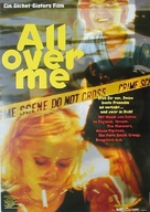All Over Me - German Movie Poster (xs thumbnail)