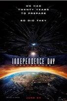 Independence Day: Resurgence - Canadian Movie Poster (xs thumbnail)