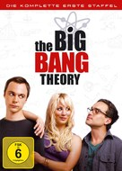 """The Big Bang Theory"" - German DVD cover (xs thumbnail)"