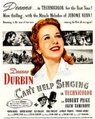 Can't Help Singing - Movie Poster (xs thumbnail)