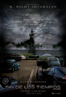 The Happening - Mexican Movie Poster (xs thumbnail)