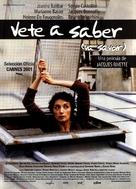 Va savoir - Spanish poster (xs thumbnail)