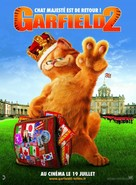 Garfield: A Tail of Two Kitties - French Movie Poster (xs thumbnail)