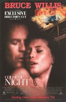 Color of Night - Video release poster (xs thumbnail)