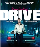 Drive - Swiss Blu-Ray movie cover (xs thumbnail)