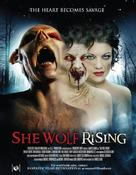She Wolf Rising - Movie Poster (xs thumbnail)