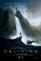 Oblivion - Brazilian Movie Poster (xs thumbnail)