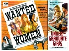 Jessi's Girls - British Movie Poster (xs thumbnail)