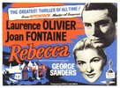 Rebecca - British Movie Poster (xs thumbnail)