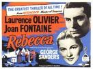Rebecca - British Movie Poster (xs thumbnail)