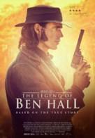 The Legend of Ben Hall - Australian Movie Poster (xs thumbnail)